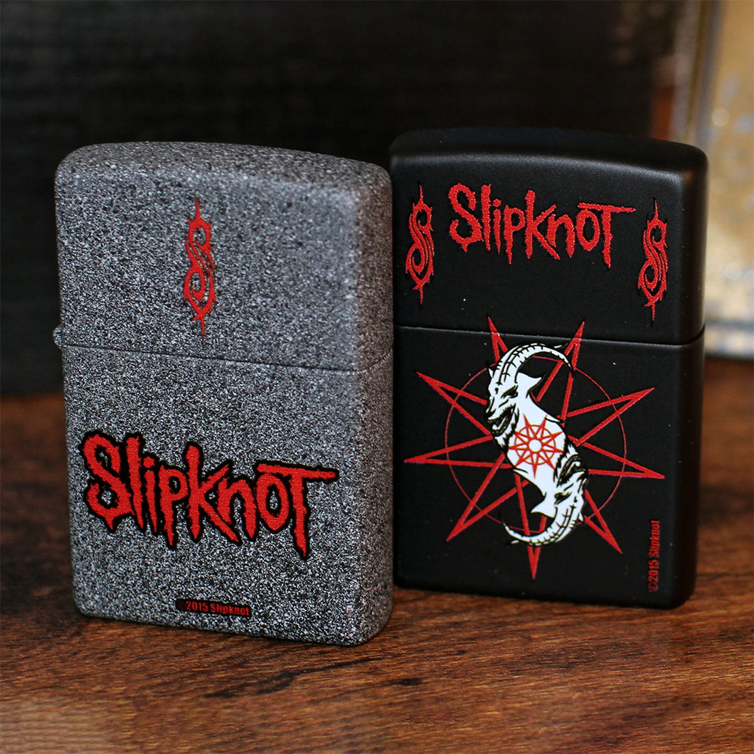 Slipknot Tour Exclusive Zippo Lighter