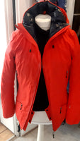 Jacke rot Fire&ICE Bogner 2nd Hand