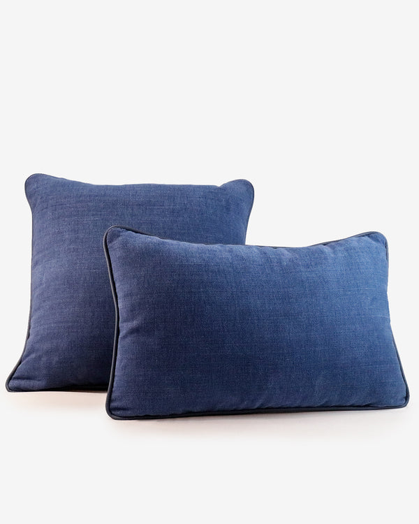 BLU DORIS // Decorative Pillow 55x35