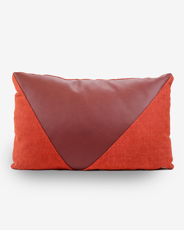 CLIO RED // Decorative Pillow 55x35