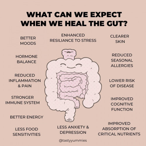 Gut health - new trend or actually something?