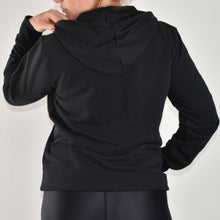 Load image into Gallery viewer, Escape Unisex Sustainable Zip Through Hoodie