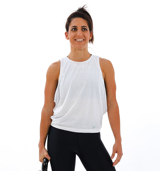 ESCAPE Breeze Vest Top