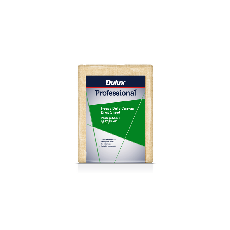Dulux Professional Drop Cloth 18x5