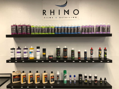 rhino car care store
