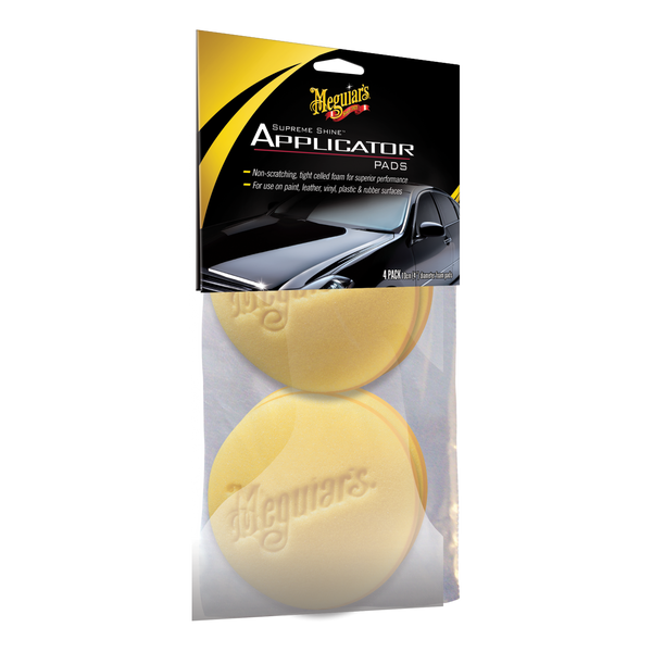 Meguiar's Foam Applicator 4-1/2""