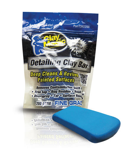 Clay Magic Detailing Clay Bar - Fine Grade
