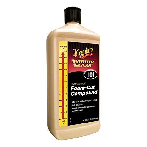 Meguiar's Foam Cut Compound 32 oz