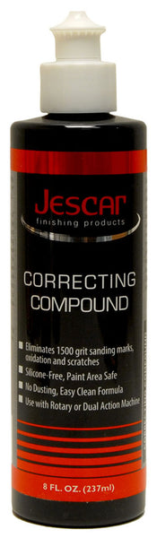 Jescar Correcting Compound - 8 oz