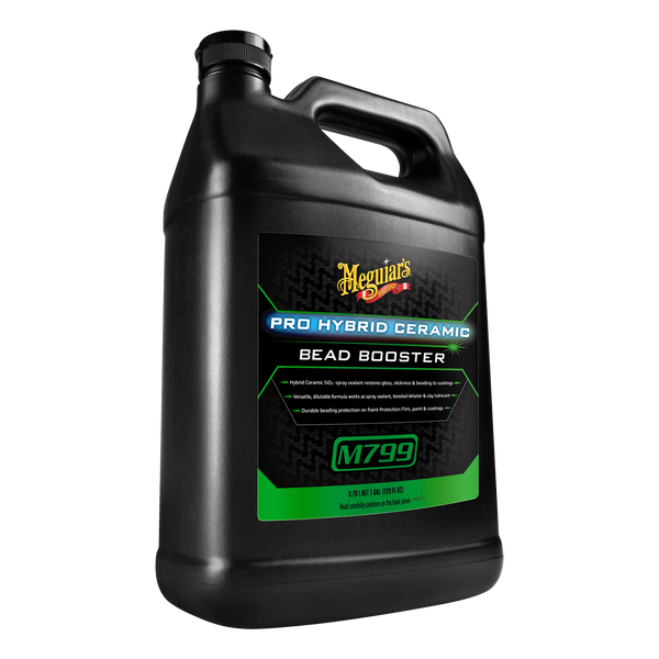 Meguiar's M799 Pro Ceramic Bead Booster - 1 Gallon