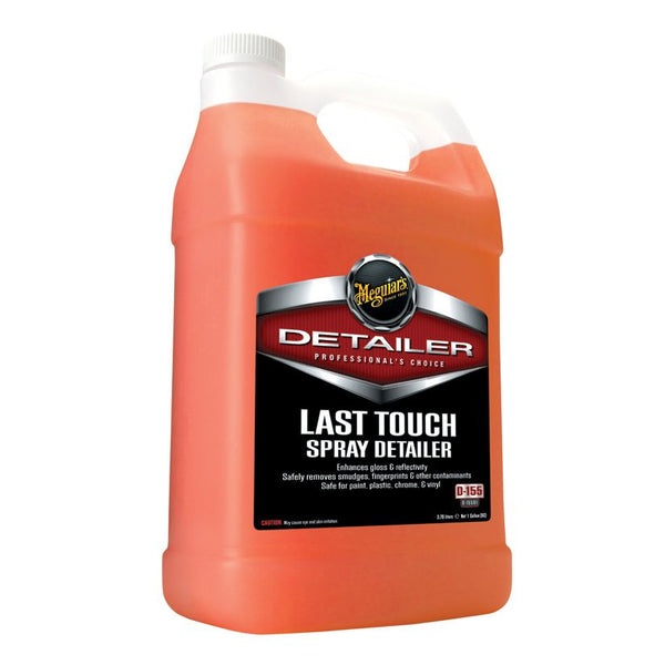 Meguiar's Last Touch Detailing Spray - 1 gal