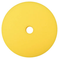 "Buff and Shine 7"" Uro-Tec Yellow Polishing Foam Pads"