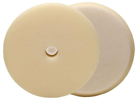 "Buff and Shine 7"" Uro-Tec White Finishing Foam Pads"