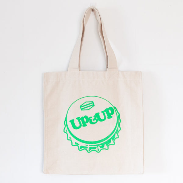 up&up ビッグトートバック