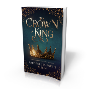 To Crown A King paperback