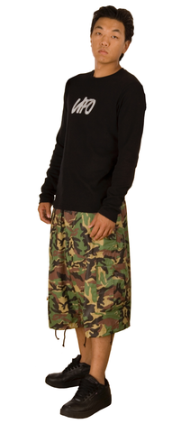 Camo Wind Short #81210 Mens
