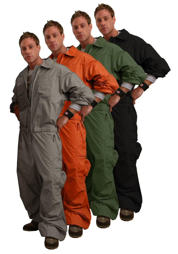 Coverall Flight Suit #80945 Mens