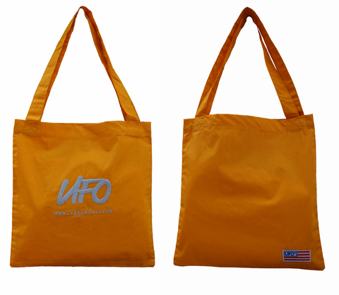 UFO Embroidered Bag in Wind Fabric #89955