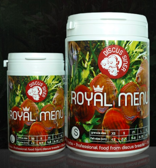 ROYAL MENU 400g/1000ml (Size M)