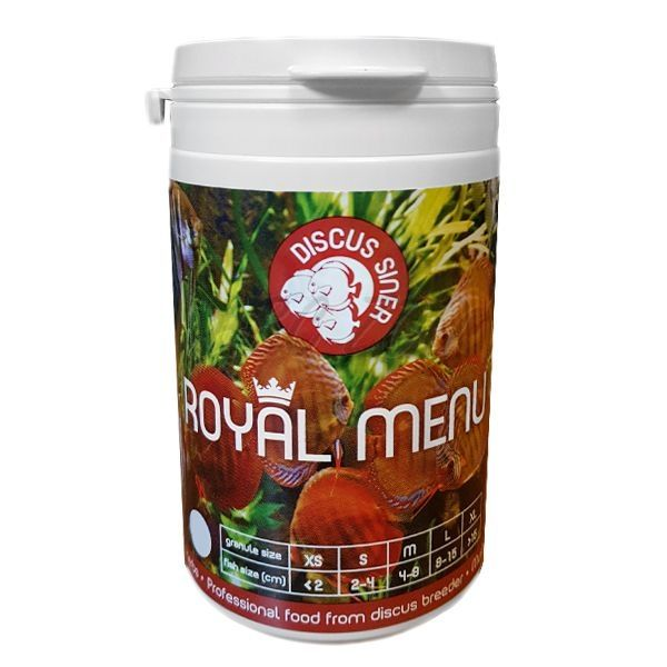 ROYAL MENU 130g/400ml (Size S)