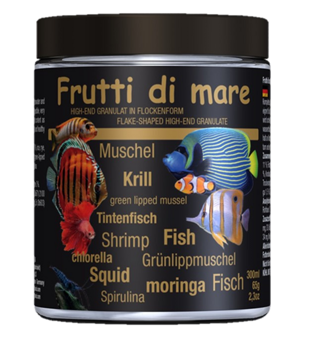DISCUSFOOD Frutti di mare Flat Granulate