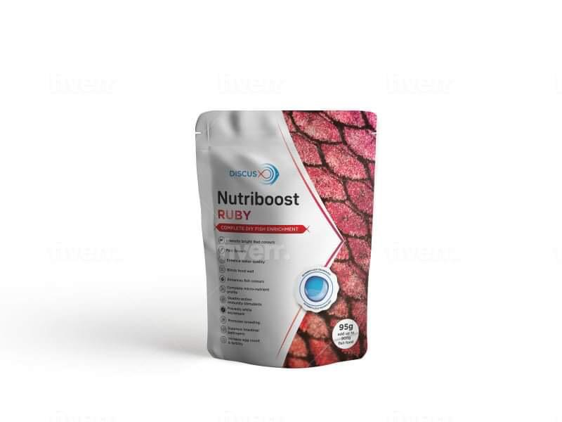 DiscusX Nutriboost Ruby (95g)