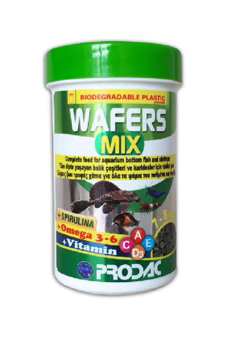 PRODAC Wafers Mix 135g