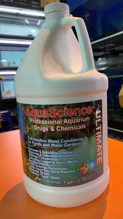 AquaScience Ultimate Water Conditioner (1 GL)