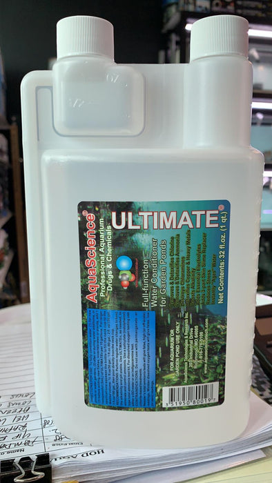 AquaScience Ultimate Water Conditioner (1 QT)
