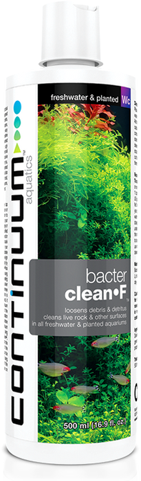 CONTINUUM Bacter clean.F 250ml
