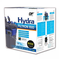 OF HYDRA 1500 canister