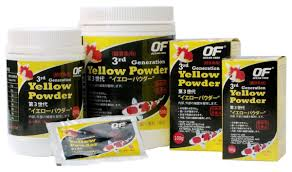 OF 3rd Generation Yellow Powder 5G Packet