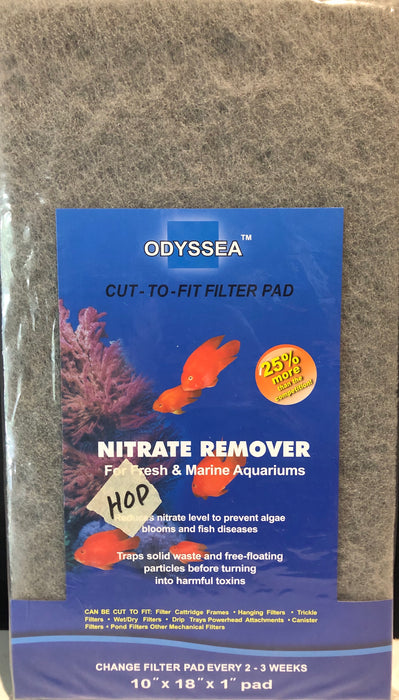 ODYSSEA Nitrate Remover Filter Pad