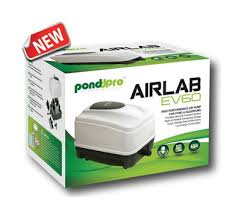 Pondpro Airlab EV60 air pump