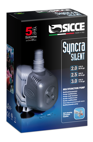 SICCE Syncra Silent 2.5