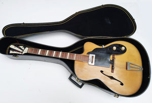 HOPF electric Hollowbody , Germany 1950's