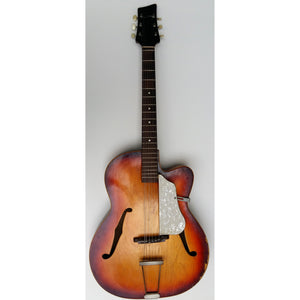 KLIRA Archtop / Jazz acoustic - Hollowbody - Germany 1961