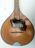 German Mandolin portugese style -   OCTAVE (Great scale) - 1960's