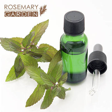 Bergamot Mint essential oil, 佛手柑薄荷精油