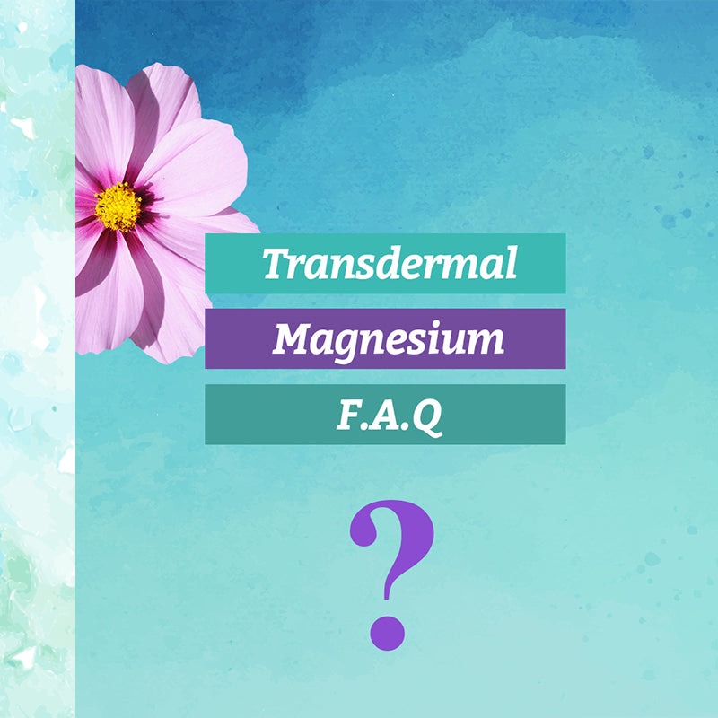 Transdermal Magnesium FAQs