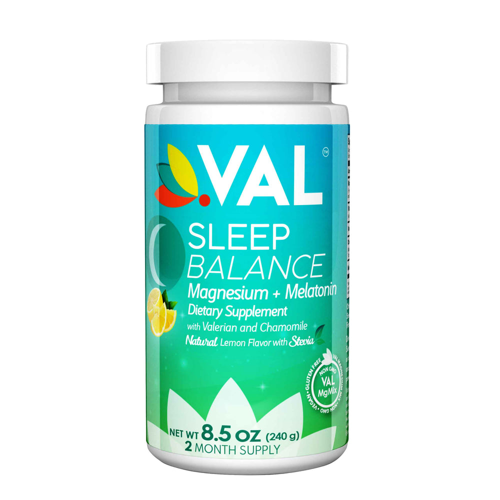 Sleep balance Magnesium for better sleep