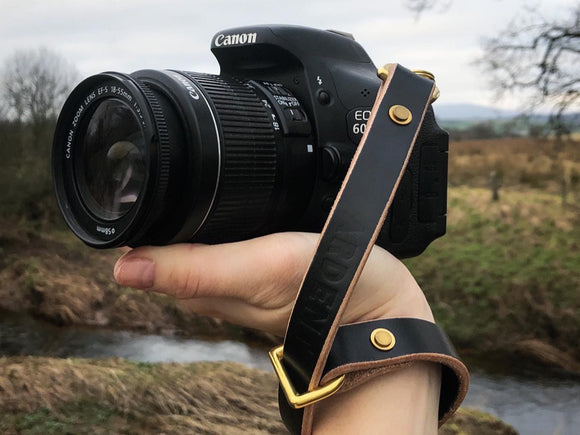 Adjustable Camera Wrist Strap