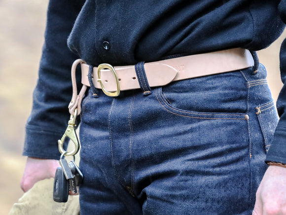 Ardent Leather Belt