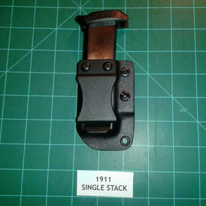 IWB/OWB Single Mag Carrier with FOMI Clip