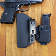 Load image into Gallery viewer, IWB/OWB Single Mag Carrier with FOMI Clip