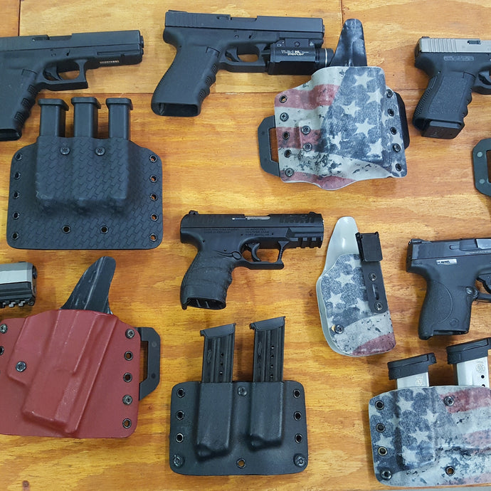 Holsters made for these Firearms