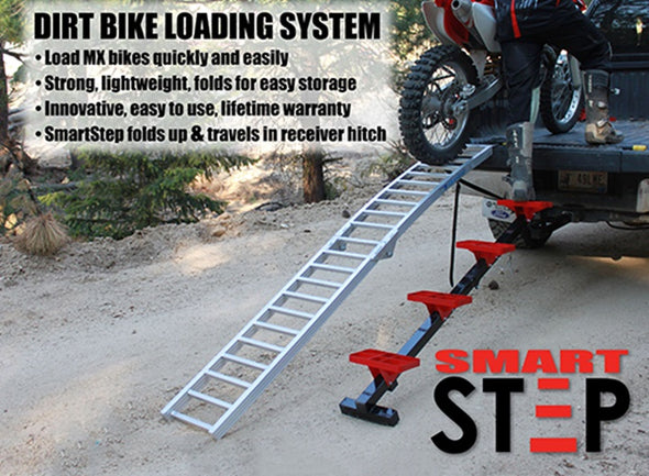 DIRT BIKE LOADING SYSTEM