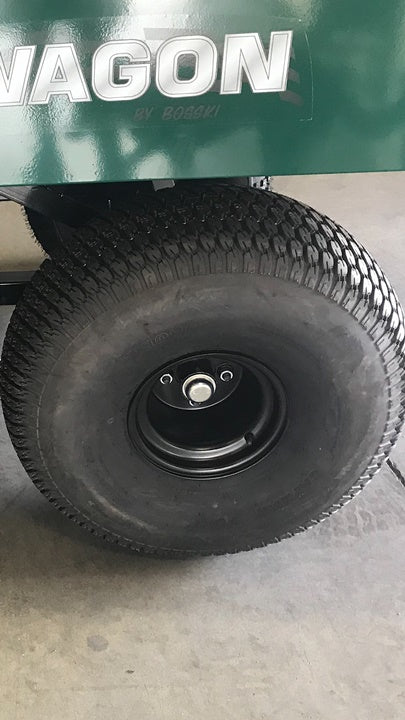 TURF WHEEL/TIRE COMBO (ONLY FOR SINGLE AXLE TRAILERS)