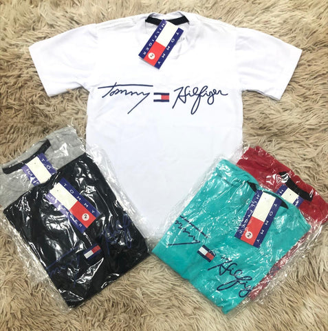 Camiseta Multimarca Tommy 8 anos - 8D