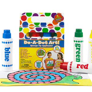 Marcadores Do a Dot Rainbow (Pack de 4)